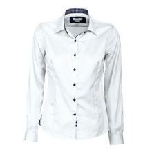 RB20LLSP1-RedBow-20-Ladies-LongSleeve-Shirt-White