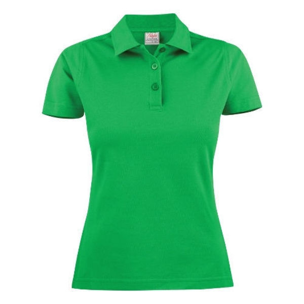 SULP1-Surf-Lady-Polo-Green
