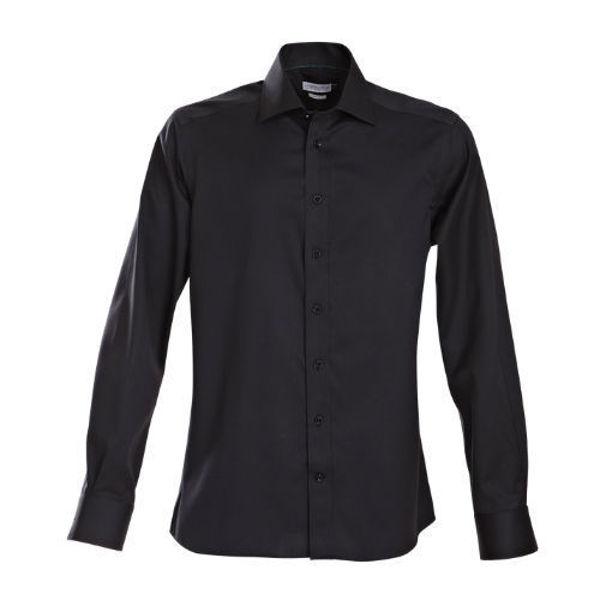 GB01MS1-GreenBow-01-Men's-Shirt-Black