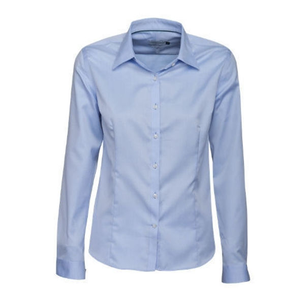 GB01LS1-GreenBow-01-Ladies-Shirt-SkyBlue