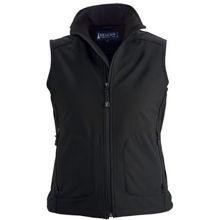 MORLV1-Morgan-Ladies-Vest-Black