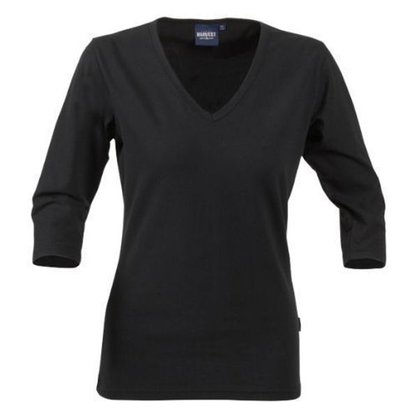 LLVT1-Lynn-Ladies'-Top-Black