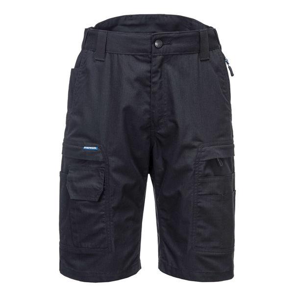 KX3-Ripstop-Shorts-Black-KX340