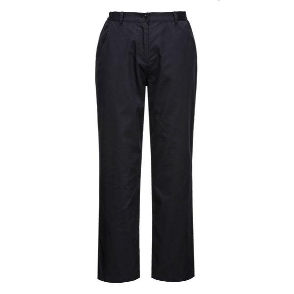 Rachel-Ladies-Chefs-Trousers-Black-C071