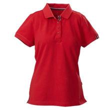 AVLP1-Avon-Ladies-Polo-Red
