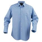 FFMS1-Fairfield-Mens-Shirt-Blue-Striped