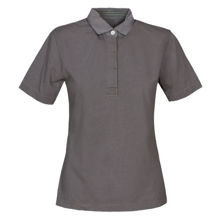 AMLP1-Amherst-Ladies-Polo-Faded-Gray