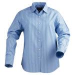 VGLB1-Virginia-Lady-Blouse-Blue-Stripe