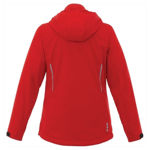 TM92724-KARULA-Lightweight-Jacket-Womens-Team-Red-Back