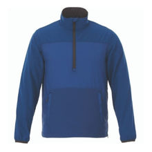 ODARAY-HalfZip-Lightweight-Jacket-Mens-Metro-Blue