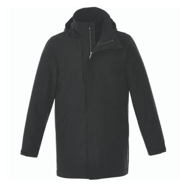 TM12934-MANHATTAN-Softshell-Jacket-Mens-Black