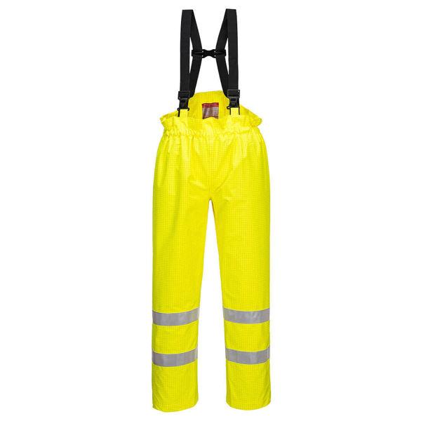 S780-Bizflame-Rain-Unlined-Hi-Vis-Antistatic-FR-Pants-Yellow