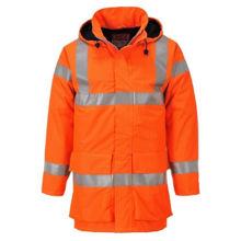 S774 -Bizflame-Rain-Hi-Vis-Multi-Lite-Jacket-Orange