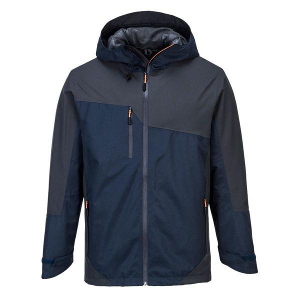 S602-Portwest-X3-Two-Tone-Jacket-Navy-Blue-Grey