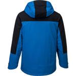 S602-Portwest-X3-Two-Tone-Jacket-Blue-Black-Back