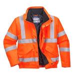 S463-Hi-Vis-Bomber-Jacket-Orange