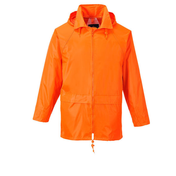 S440-Classic-Rain-Jacket-Orange