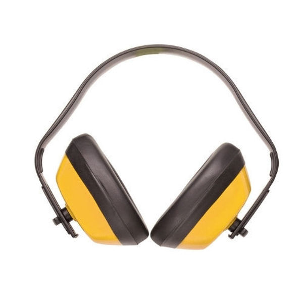 PW40-Classic-Ear-Protector-Yellow