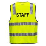 MZ107-Staff-Zip-Vest-DN-Yellow-Back