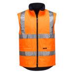 MV214-Polar-Fleece-Reversible-Vest-Orange