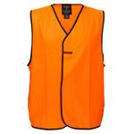 MV122-Security-Hi-Vis-Vest-Class-D-Orange
