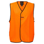 MV121-Staff-Hi-Vis-Vest-Class-D-Orange