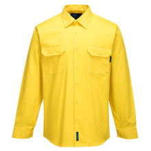 MS988-Hi-Vis-Regular-Weight-Long-Sleeve-Shirt-Yellow