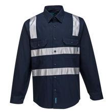 MS908-Brisbane-Shirt-Long-Sleeve-Regular-Weight-Navy-Blue