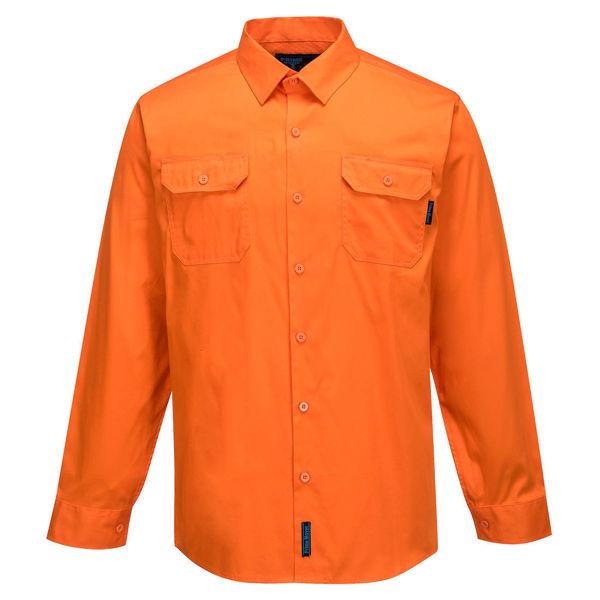 MS301-Hi-Vis-Lightweight-Long-Sleeve-Shirt-Orange