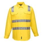 MS191-Hi-Vis-Regular-Weight-Long-Sleeve-Shirt-with-Tape-over-Shoulder-Yellow