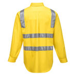MS191-Hi-Vis-Regular-Weight-Long-Sleeve-Shirt-with-Tape-over-Shoulder-Yellow-Back