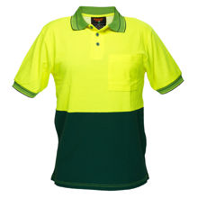 MP210-Short-Sleeve-Cotton-Comfort-Polo-Yellow-Green