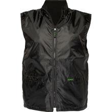 MO214-Waterproof-Fleece-Leisure-Vest-Black