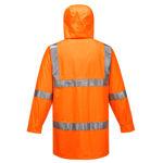 MJ883-Argyle-Full-Day-Night-4-in-1-Jacket-Orange-Back
