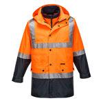 MJ881-Eyre-Day-Night-4-in-1-Jacket-Orange-Navy