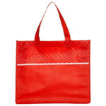 B563-Shopping-Tote-Bag-with-Waves-Red