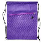 B561-Waves-Drawstring-Bag-Purple