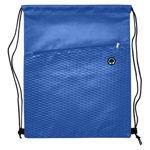 B561-Waves-Drawstring-Bag-Blue