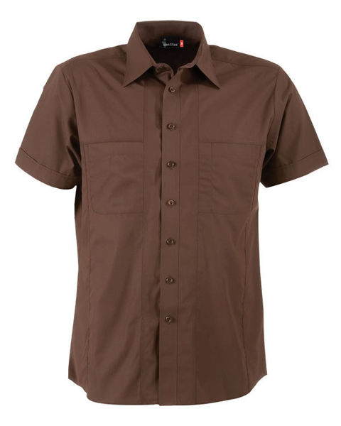 W13-Mens-Aston-Short-Sleeve-Chocolate