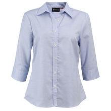 W38-Ladies-Sussex-3Q-Sleeve-Blue