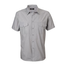 W60-Mens-Jasper-Short-Sleeve-Grey