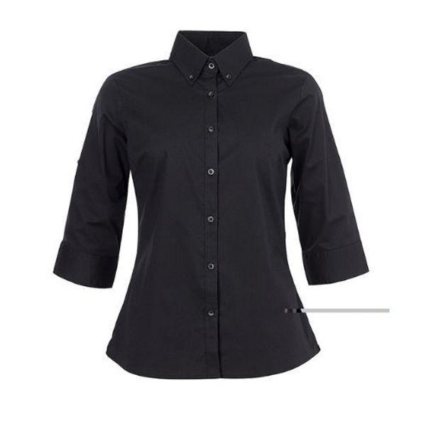 W68-Ladies-Baxter-3Q-Sleeve-Black