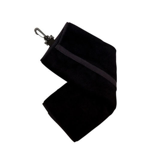 TW001G-Bamboo-Golf-Towel-Black