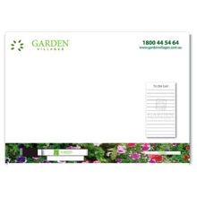 M420-A3-Magnetic-Whiteboard-With-Notepad-Logo