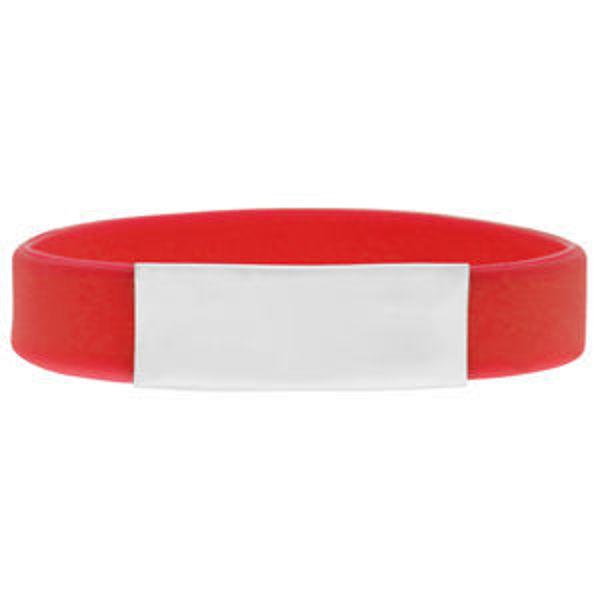 T578-Glarus-Silicone-Wrist-Band-Red