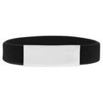 T578-Glarus-Silicone-Wrist-Band-Black