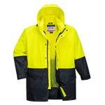 MJ206-Kimberley-Lightweight-Hi-Vis-Rain-Jacket-Yellow-Navy