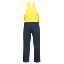 MW311-Regular-Weight-Action-Back-Overalls-Yellow