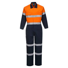 MA931-Regular-Weight-Combination-Coveralls-with-Tape-Orange