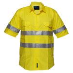 MA302-Hi-Vis-Lightweight-SS-Shirt-Yellow